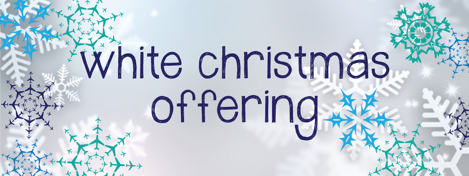 White Christmas Offering