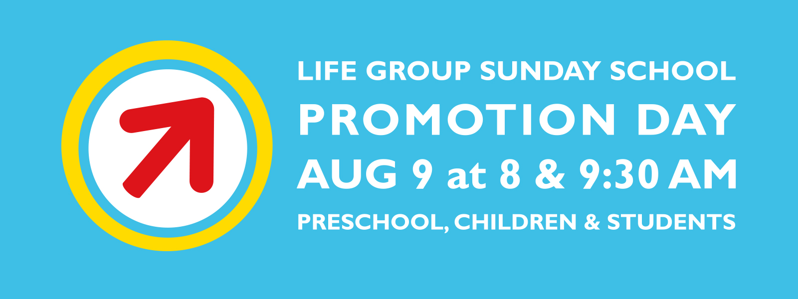 Life Group Promotion